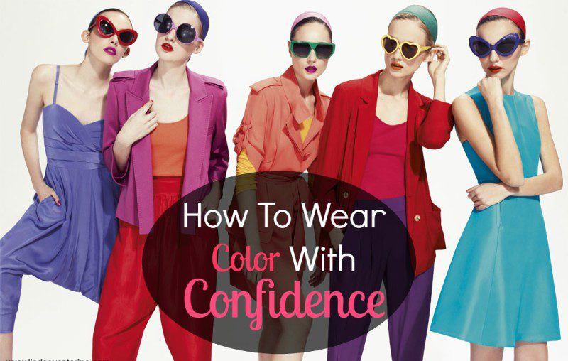 Using Colour With Confidence: What Colors Look Good On Me?