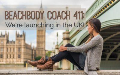 Beachbody 411: We're Launching in the UK!